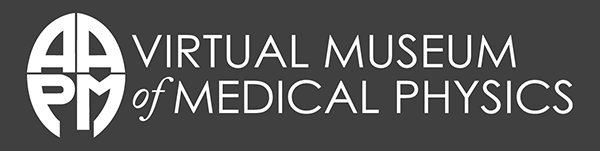 Virtual Museum of Medical Physics Logo