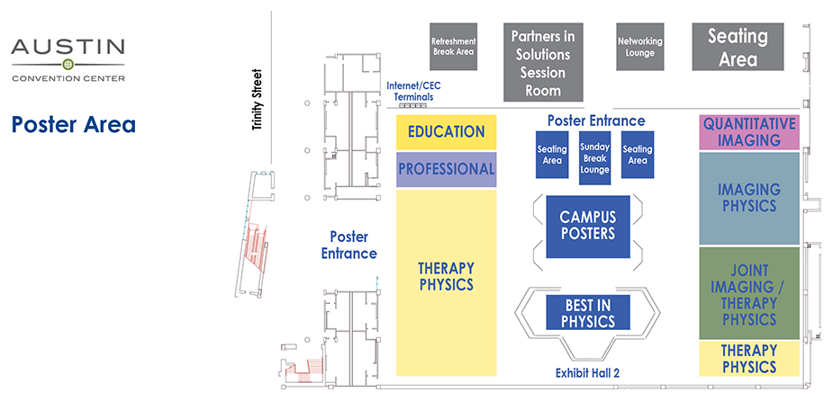 Poster Area Layout